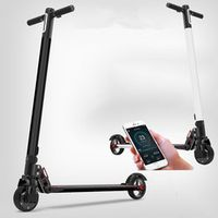 PCFGSL Mini Smart Large Battery Life 22 km Folding Electric Cycle Scooter