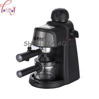 1pc 220V CM6810 semi-automatic Italian American coffee machine 5 Pa pump pressure home commercial steam beat milk bubble