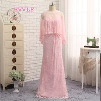 HVVLF Plus Size Lace Mother Dresses For Wedding