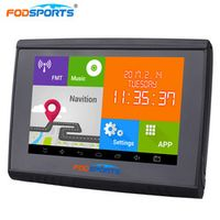 Fodsports 5.0 inch Android 4.4.2 Motocycle GPS Motorbike 512MB 8GB Flash WIFI