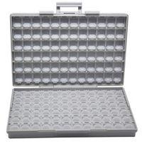AideTek Enclosure box surface mount SMD SMT 1206 0805 0603 0402 Electronics Storage