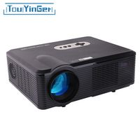 TouYinger CL720 DTV CL720D 1280x720 HD Video 3000 Lumens LED Projector Home Theater