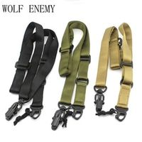Tactical Gen 2nd Multi Mission Shoulder Strap Hiking Camping Multifunction Carry Belt Hunting Rifles Gun Accessories