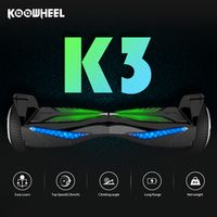 Koowheel K3 Smart Electric Hoverboard 6.5 inch with Bluetooth Led Light