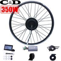36V 350W 48V 500W ebike Electric bike conversion kit XF 15F 15R motor MXUS without