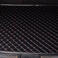 KUNFINE Car Styling Car Trunk Mats for Skoda Octavia Carpet Floor Mats Tray