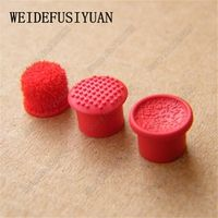 Free Shipping 3pcs Red Trackpoint Caps For Lenovo IBM Thinkpad A G T S R SL Series Mouse Laptop Pointer TrackPoint Cap