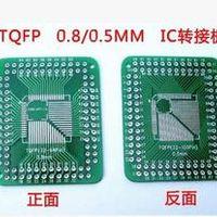 SOCKET20PCS 0.8 MM Socket/Adapter plate/PCB IC adapter TQFP/FQFP/LQFP QFP32