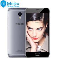 Original Meizu M5 Note 32GB/16GB ROM 3GB RAM Mobile Phone Android Helio P10 Octa Core