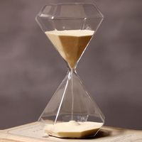 CAPRICE 30 Minutes Hourglass Creative Gift Glass Timer