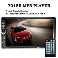 PolarLander car stereo car radio 2 DIN Bluetooth 7 inch MP4 player