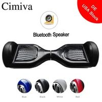 Cimiva 6.5 inch Hoverboard Self Balancing Electric Power Scooter Geroscope Two Wheels