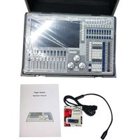 MENGBA tiger touch 10.0 system large outdoor stage lighting controller dodge console