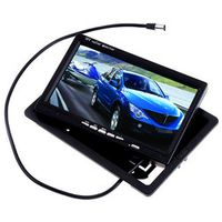 Autoleader 7 Inch TFT LCD Color Car Rear View DVD VCR for Reverse Backup Camera Truck