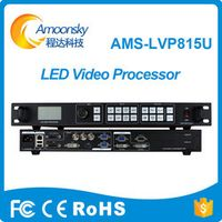 Amoonsky sign outdoor usb video wall switcher lvp815u like 550ds magnimage led