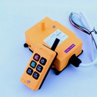 New Arrivals crane industrial remote control HS-6 wireless transmitter push button switch China