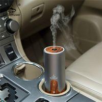 GX.Diffuser Portable Car USB Ultrasonic Humidifier