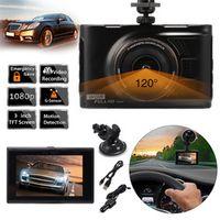 "SNBGYW 3.0"" LCD HD 1920*1080P Car DVR Camera Dash Cam Recorder HDMI Night Vision"