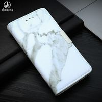 Marble Pull PU Leather Phone Cases For Apple iPhone 6 6G iphone6 Flip Wallet Cover Case For Apple iPhone 6 6G Phone Bags Covers