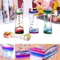 YAS Creative Double Color Floating Oil Acrylic Liquid