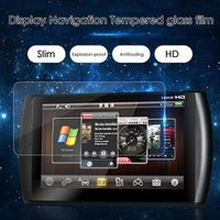 Vehemo Tempered Glass 6.5Inchs 141mmx85mm Car DVD Protective Films GPS