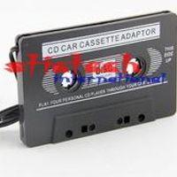 stictech 1000pcs Audio Car Cassette Tape Adapter Converter 3.5mm For Phone MP3 AUX CD