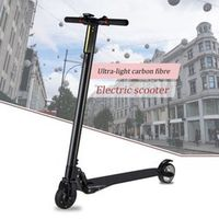 Electric Skateboard S3 Pro Ultra Light Carbon Fiber Portable Foldable Electric Scooter hoverboard
