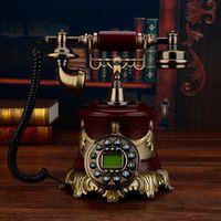BINYEAE HCD818 36 TSDL classical phone american style antique telephone telephone/