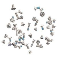 welsely Silver Bottom Dock Complete Screws Full Set Replacement Repair for iPhone