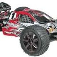 HPI Racing Trophy 4.6 1/8th Scale Ready To Run Nitro