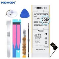 NOHON Lithium Battery For Apple iPhone 6S 6GS Internal Replacement Batteries Bateria