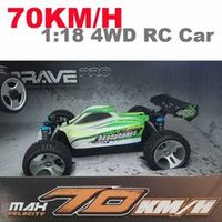 A959 RC car 70 km/h 2.4G 4 WD upgrade version Radio Control Truck RC Buggy