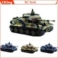 14CH 1:72 RC Great Wall 2117 Remote Control Mini Tiger