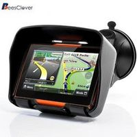 "BEESCLOVER All Terrain 4.3 Inch Motorcycle GPS Navigation System ""Rage"" Waterproof"
