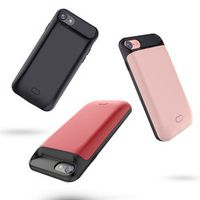 Rondaful Power Bank For iPhone 7 /iPhone 8 Back Battery Charger Case plus Battery