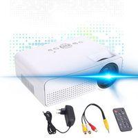 MVpower Mini Video Projector Multimedia System Durable Premium 1080P HD HDMI