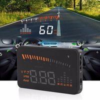 VGEBY X5 HUD Head Up Display Car Styling Speed Alarm OBD II Head-up OBD2 Interface