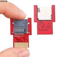kebidu For PSVita Game micro SD/TF card adapter for PS Vita 1000 2000 SD2VITA PSVSD