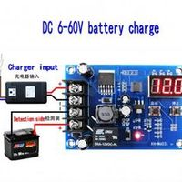 TCXRE 12v 24v 36v 48v Digital display battery protection switch Charge Controlled
