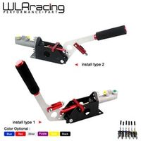 LZNE WLR RACING - UNIVERSAL HYDRAULIC HANDBRAKE E- BRAKE VERTICAL / HORIZONTAL DRIFT