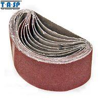TASP Sanding Belt 75x457mm Grinding Belt 5PC for Woodworking