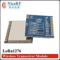 10pcs/lot LoRa1276 High Sensitivity -139dBm 4~6km Long Distance SX1276 868MHz Lora Wireless Transceiver Module