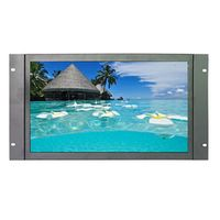 TFT industrial open frame wide screen 17.3 inch high resolution lcd monitor