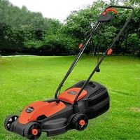 TEUMI Grass Strimmer Multi Tool Brush Cutter 1200W Electric Garden Lawn Mover