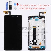 CAPAS Frame for Xiaomi Redmi Note 3 SE 152 LCD Digitizer Screen Touch Panel