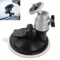EACHGO Car Auto Flexible Windshield Suction Cup Holder Vehicle Window Rack 1/4""