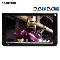LEADSTAR HD Portable TV 10inch Digital Analog LED Support TF Card USB Audio Car