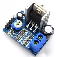 RV77 Module Professinal Audio Assmbly Parts Power Board AMP 6 to 12V Operational
