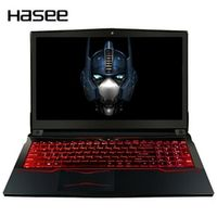 HASEE God War T6-X5 Battle Version Laptop Notebook PC for Intel Processors 8GB 15.6