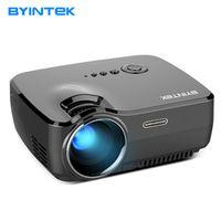 BYINTEK SKY GP70 2018 Portable Projector HD Pico USB HDMI LCD cinema LED Home Theater